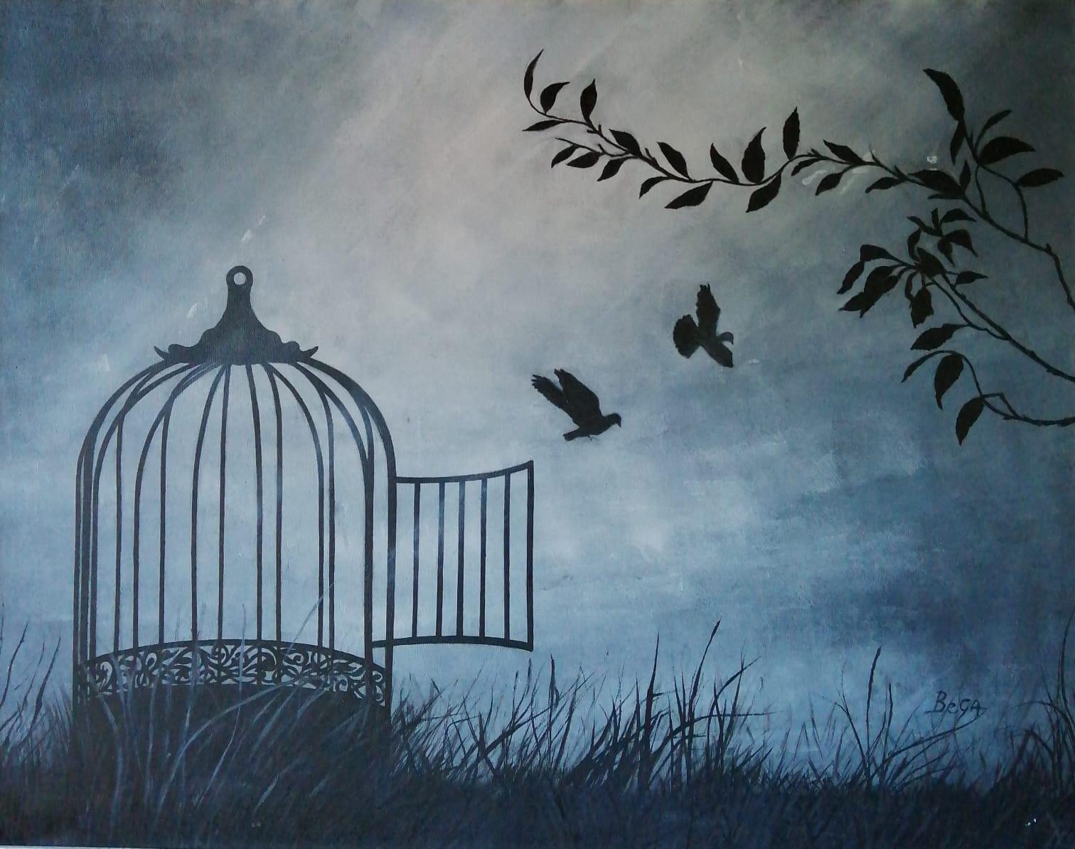 Amara libertà - Mista - 70 x 90